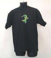 Day Gecko ヒルヤモリ Tシャツ ECOユニバース(エコユニバース)