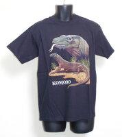 Komodo Dragon コモドオオトカゲ Tシャツ ECOユニバース(エコユニバース)