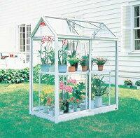 プチカ 屋外用温室(ガラス・ドア仕様) WP-05 ピカコーポレイション