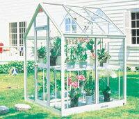 プチカ 屋外用温室(ガラス・ドア仕様) WP-10 ピカコーポレイション