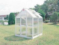 プチカ 屋外用温室(ポリカーボネート・ドア仕様) WP-10P ピカコーポレイション