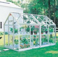 プチカ 屋外用温室(ガラス・引戸仕様) WP-25H ピカコーポレイション