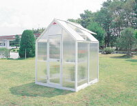 プチカ 屋外用温室(ポリカーボネート・ドア仕様) WP-25P ピカコーポレイション