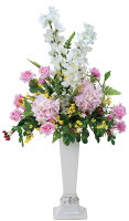 光触媒造花アレンジ 光の楽園 スレンダー 3A1103-150