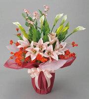 光触媒造花アレンジ 光の楽園 シンフォニーカラー 3A1205-120