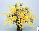 光触媒造花アレンジ 光の楽園 ゴールドエース 3A1307-100