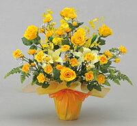 光触媒造花アレンジ 光の楽園 ゴールデンゲート 3A1401-100