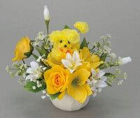 光触媒造花アレンジ 光の楽園 スイートプードル 3A2509-35
