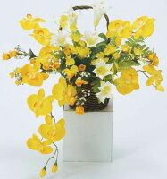 光触媒造花アレンジ 光の楽園 アレンジフラワー 壁掛けタイプ 3A2805-50