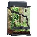 熱帯雨林環境用 ハビタットキットレインフォレスト爬虫類飼育12点セット GEX(ジェックス)