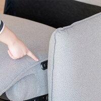 リソム オットマン メープル材クリア塗装 CH7195D E-comfort(イーコンフォート)
