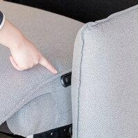 リソム オットマン ウォールナット オイル仕上げ CH7195D E-comfort(イーコンフォート)