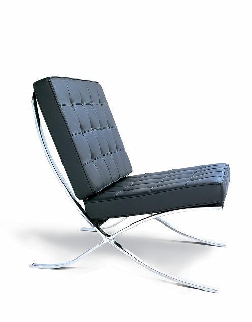 バルセロナチェア HomeEdition デラックスレザー CH3002A E-comfort(イーコンフォート)