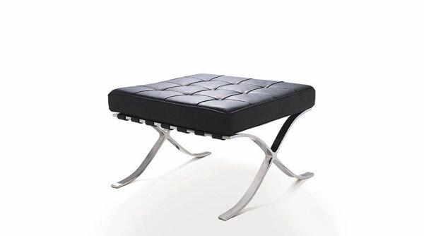 バルセロナオットマン HomeEdition デラックスレザー CH3002D E-comfort(イーコンフォート)