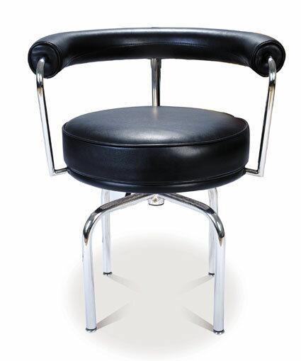 LC7 回転椅子 スタンダードレザー CH5077 E-comfort(イーコンフォート)