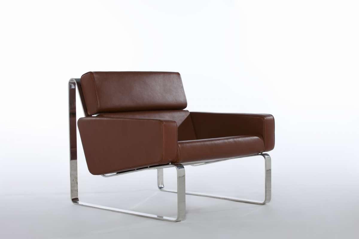 ジャスパー1シートソファ デラックスレザー SF7281A E-comfort(イーコンフォート)
