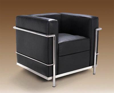 LC2 一人掛けソファ HomeEdition スタンダードレザー E-comfort(イーコンフォート)