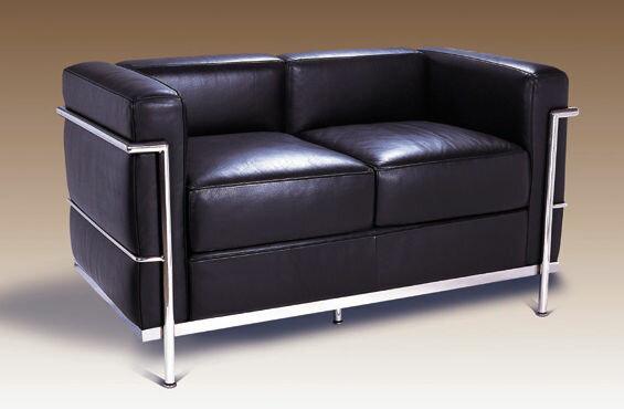 LC2 二人掛けソファ HomeEdition スタンダードレザー E-comfort(イーコンフォート)
