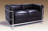 LC2 二人掛けソファ HomeEdition デラックスレザー E-comfort(イーコンフォート)