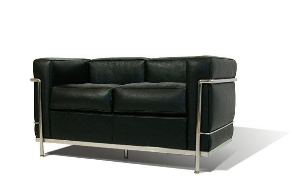 LC2 二人掛けソファ PremiumEdition デラックスレザー SF7040B E-comfort(イーコンフォート)