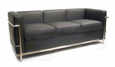 LC2 三人掛けソファ HomeEdition デラックスレザー E-comfort(イーコンフォート) - ウインドウを閉じる