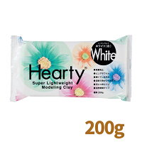 ハーティクレイホワイト 200g 303107 PADICO(パジコ)