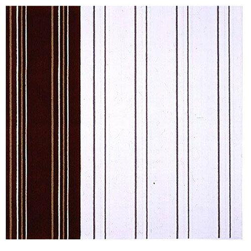 モダンライン 丸巻 190×190 ブラウン