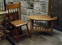 オーバルコーヒーテーブルセット 12828_71038 ジャービス商事