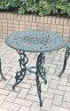アルミ鋳物 テーブル(中) 13044 ジャービス商事