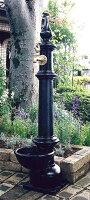 鋳鉄立水栓 Aタイプ(給排水管付) 14011 ジャービス商事