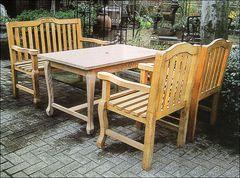 手作りテーブルセット 37006_37011_37012 ジャービス商事