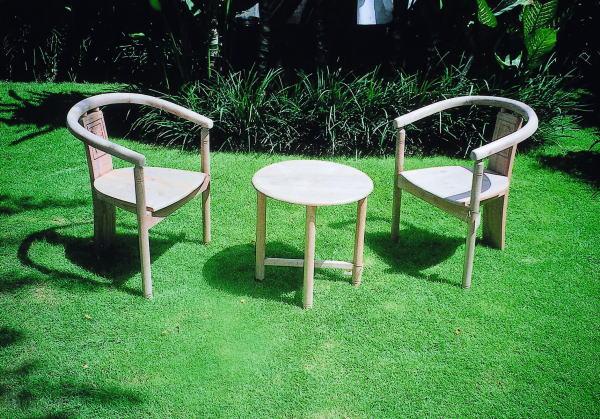 フレンチテーブル 3点セット 37046_37045 ジャービス商事