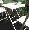 折畳クラシックテーブル 37116 ジャービス商事