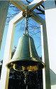 アンティーク調鐘 吊り下げ型(小) 47002 ジャービス商事
