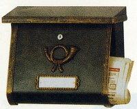 ドイツレターボックス ジャービス商事