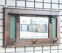 アンティーク調 化粧鏡(角型) 71012 ジャービス商事