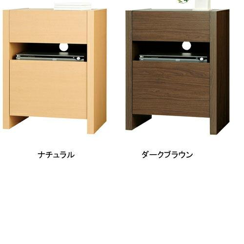 ビスタ TV台・DVDラック VT-7560 DB/NA タカシン家具