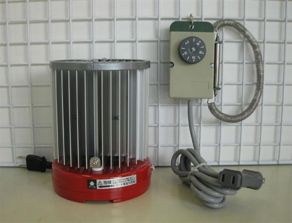 FHB-1508S 小型温室パネルヒーターセット 送料激安 小型温室+サーモ付き温室保温用ヒーター SPZ-200 - ウインドウを閉じる