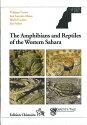 【送料激安】The Amphibians And Reptiles Of The Western Sahara ・ アフリカ西サハラの両生類・爬虫類図鑑(ECOユニバース)