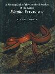 【送料激安】Monograph Of The Colubrid Snakes Of The Genus Elaphe Fitzinger・蛇に関する専攻論文(ECOユニバース)