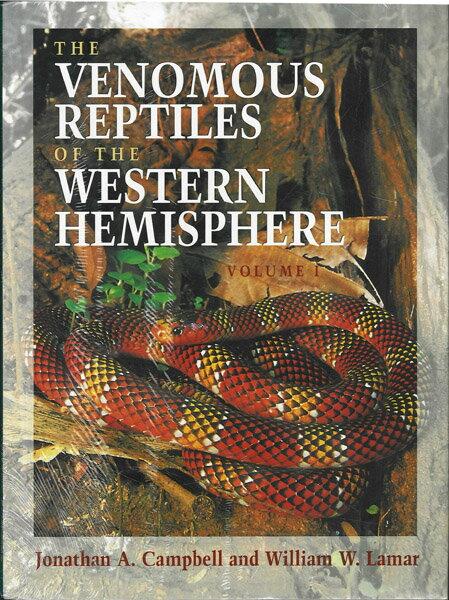 【送料激安】Venomous Reptiles of the Western Hemisphere・西半球の有毒な爬虫類 2冊セット(ECOユニバース) - ウインドウを閉じる