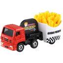 トミカ No.55 いすゞ ギガ フライドポテトカー (箱タイプ) | おすすめ 誕生日プレゼント ギフト おもちゃ