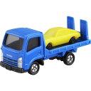 トミカ No.60 いすゞ エルフ 車両運搬車 (箱タイプ) | おすすめ 誕生日プレゼント ギフト おもちゃ