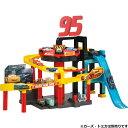 カーズ トミカ アクションコース 回転エレベーター レーシングセンター | おすすめ クリスマスプレゼント ギフト おもちゃ