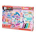 3Dドリームアーツペン キラめきアクセDXセット(6本ペン)   誕生日プレゼント ギフト おもちゃ キラメキアクセ