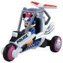 トミカ ドライブセーバー/ディズニー DS-03 アクロバットポリス/ミニーマウス | おすすめ 誕生日プレゼント ギフト おもちゃ