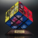 ジョジョの奇妙な冒険 ルービックキューブ ジョジョの奇妙なキューブ Part1. ファントムブラッド | おすすめ 誕生日プレゼント ゲーム