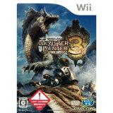 値下げしました!【Wii】モンスターハンター3(トライ) あす楽対応
