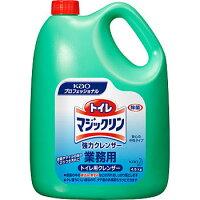 【送料無料】トイレマジックリン4.5L×4本