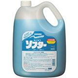 花王ソフター 4.5Lボトル×4本 [柔軟剤] 業務用サイズ